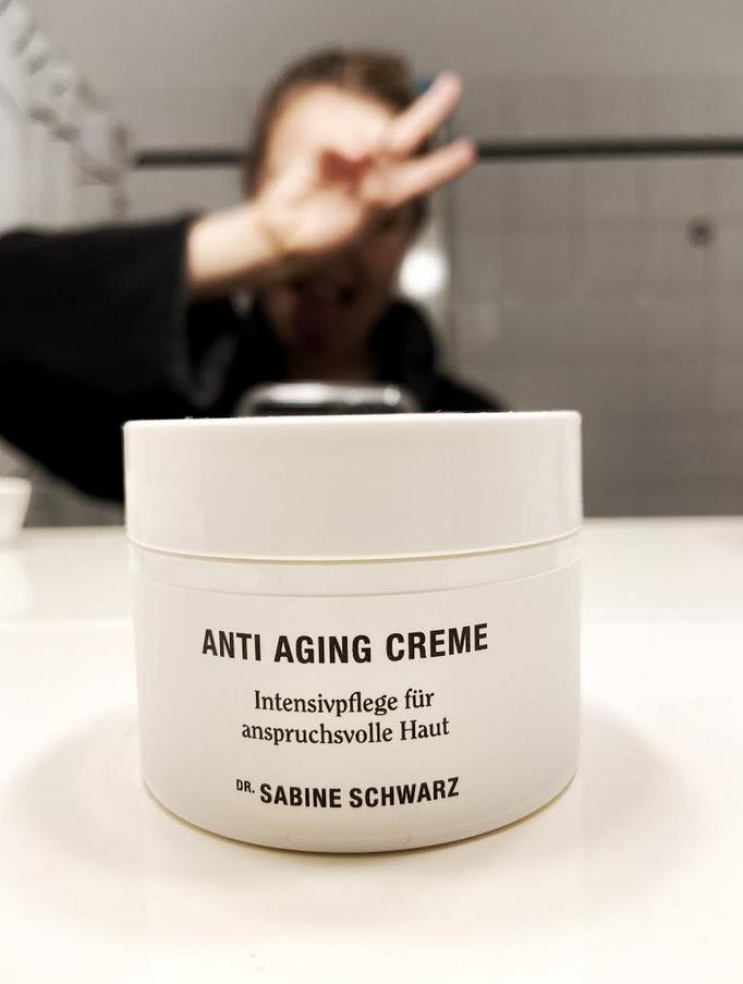 Anti Aging Creme von Dr. Sabine Schwarz